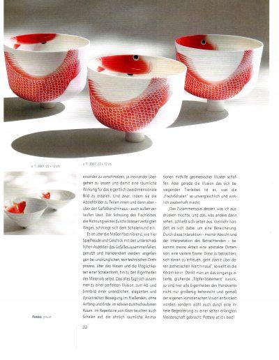 5 keramik Magazin Europa 2009